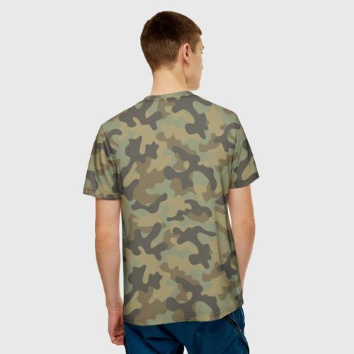Мужская футболка 3D Дачные Войска Фото 01