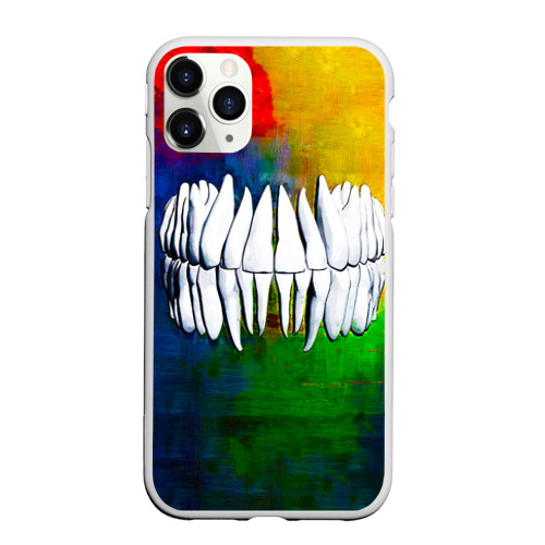 Чехол для iPhone 11 Pro Max матовый Dentist Фото 01