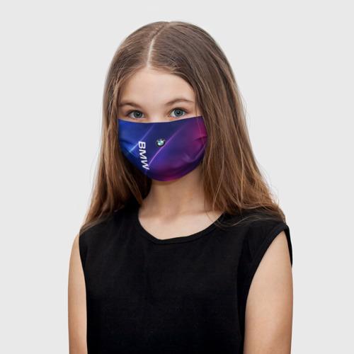 Детская маска (+5 фильтров) BMW One фото