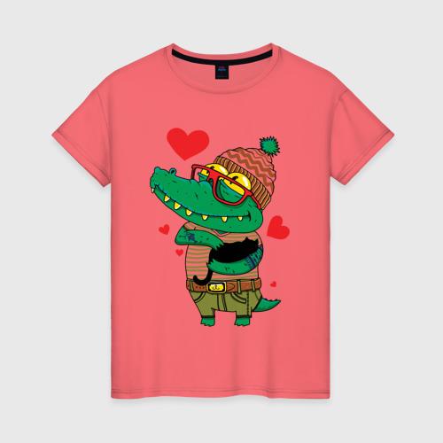 Модный крокодил