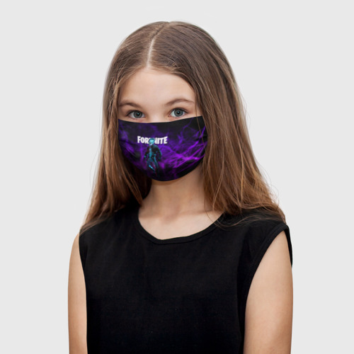 Детская маска (+5 фильтров) Fortnite One фото