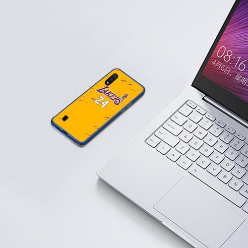 Чехол для Samsung A01 KOBE BRYANT. Фото 01