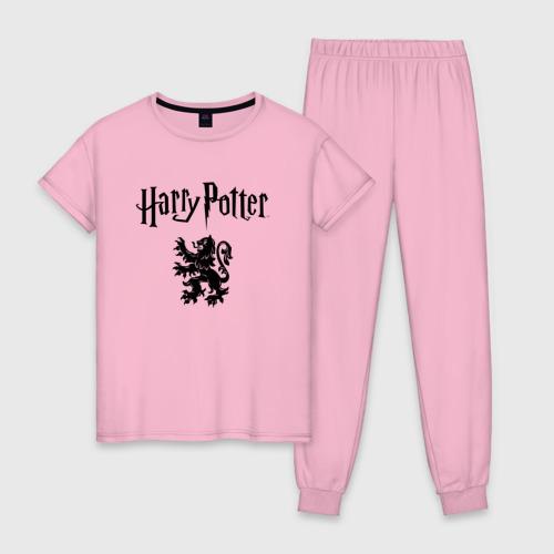 Женская пижама хлопок Гарри Поттер Фото 01