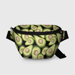Avocado background