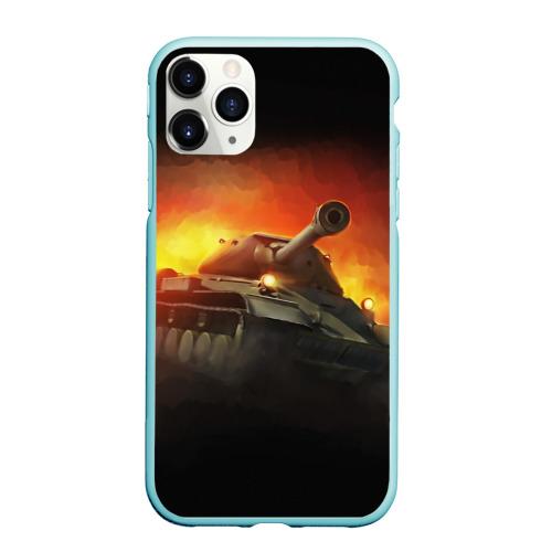 Чехол для iPhone 11 Pro Max матовый Tank Фото 01