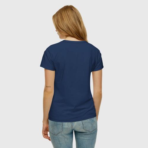 Женская футболка хлопок Coat of Ravenclaw Фото 01