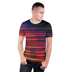 Glitch of gradient