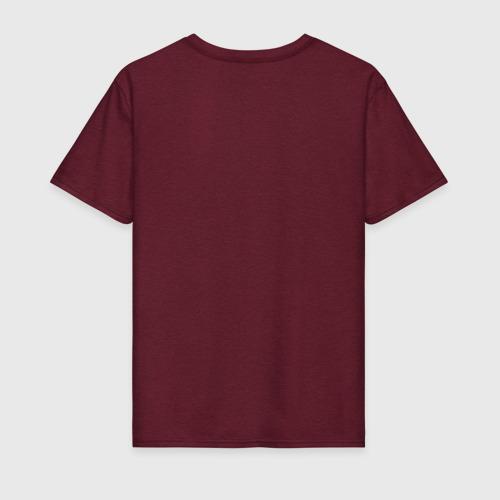 Мужская футболка хлопок Coat of Hogwarts Фото 01