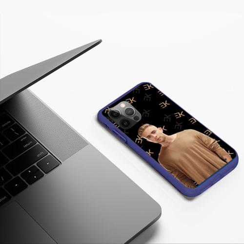Чехол для iPhone 12 Pro Егор Крид. Фото 01