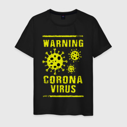Warning Corona Virus
