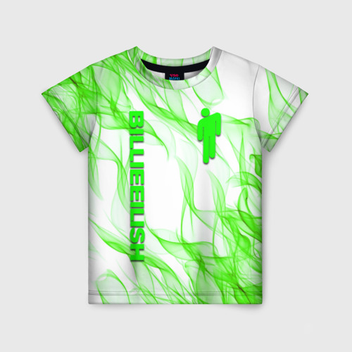 Детская футболка 3D BILLIE EILISH 104 фото