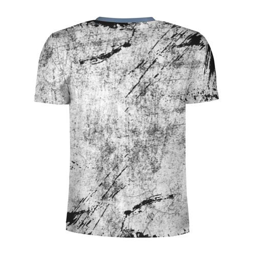 Мужская футболка 3D спортивная Безразличие  Фото 01