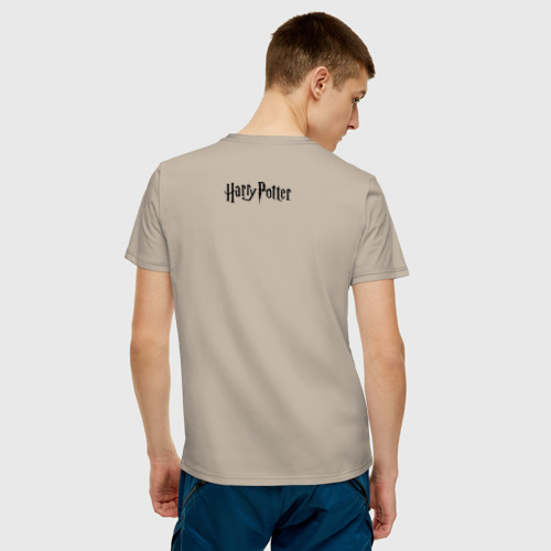 Мужская футболка хлопок Deathly Hallows Фото 01