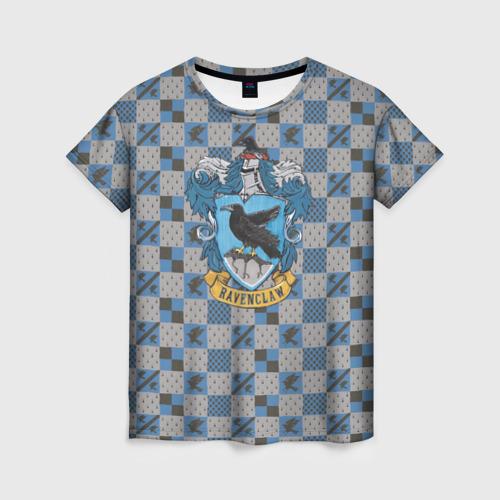 Женская футболка 3D Coat of Ravenclaw Фото 01