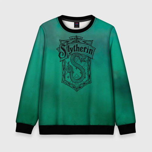 Детский свитшот 3D Coat of Slytherin Фото 01