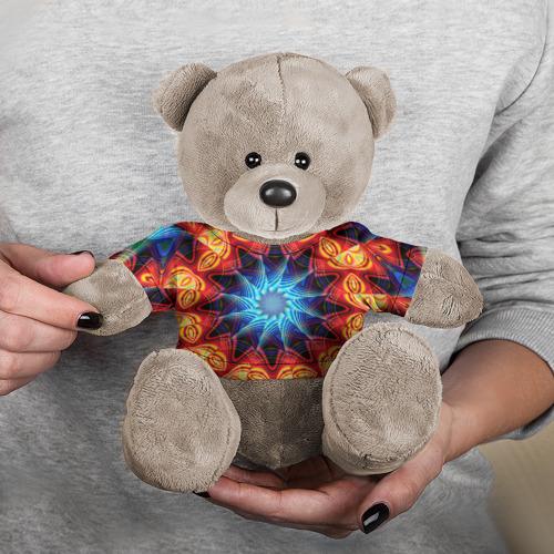 Игрушка Мишка в футболке 3D PSY Фото 01