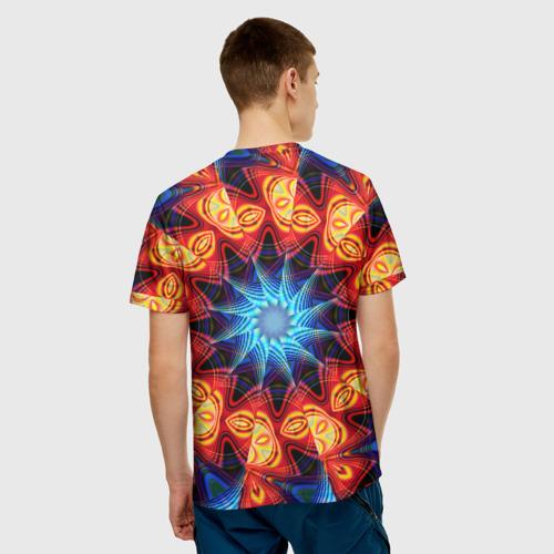 Мужская футболка 3D PSY Фото 01