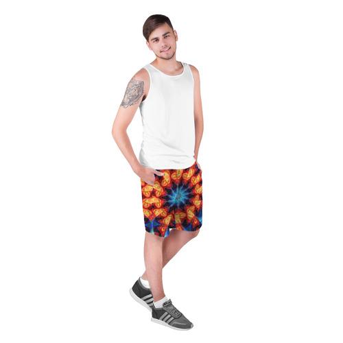 Мужские шорты 3D PSY Фото 01