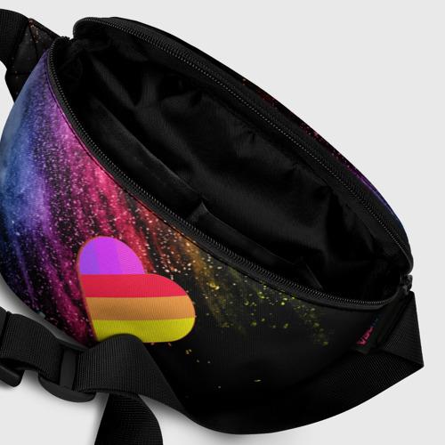 Поясная сумка 3D Likee Фото 01