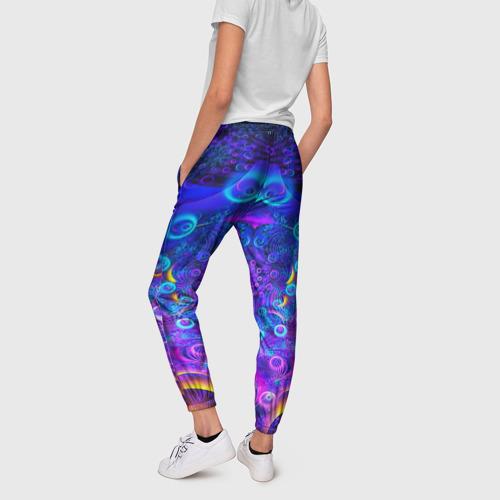 Женские брюки 3D FRACTAL ILLUSION Фото 01