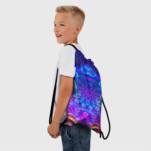 Рюкзак-мешок 3D FRACTAL ILLUSION Фото 01