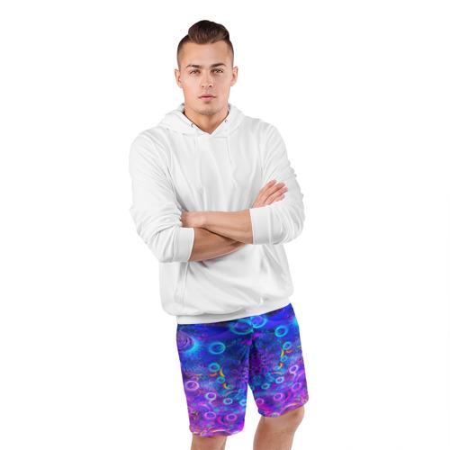 Мужские шорты спортивные FRACTAL ILLUSION Фото 01