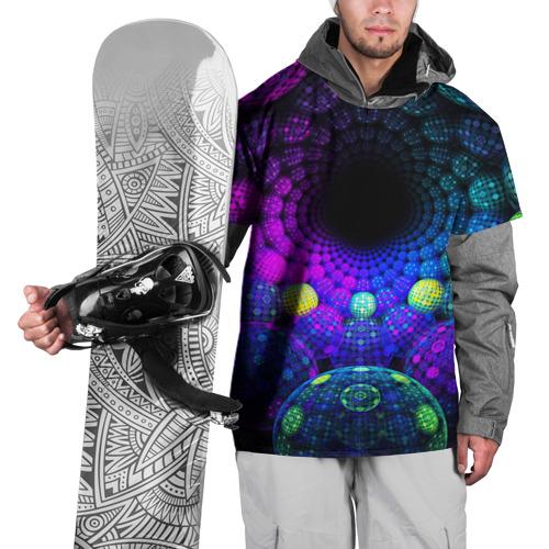 Накидка на куртку 3D PSY NEON Фото 01