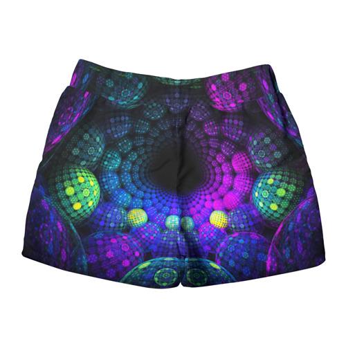 Женские шорты 3D PSY NEON Фото 01