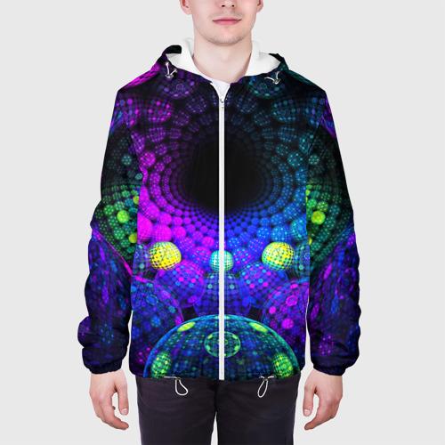 Мужская куртка 3D PSY NEON Фото 01