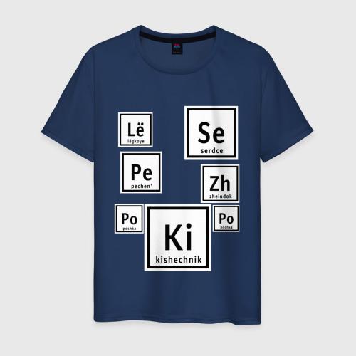 Органы на химическом языке