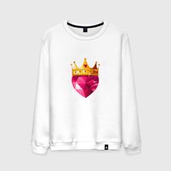 Сердце с короной