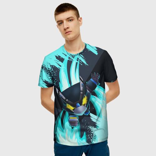 Мужская футболка 3D Brawl Stars CROW Фото 01