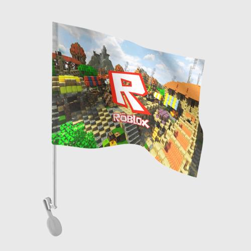 Флаг для автомобиля ROBLOX Фото 01