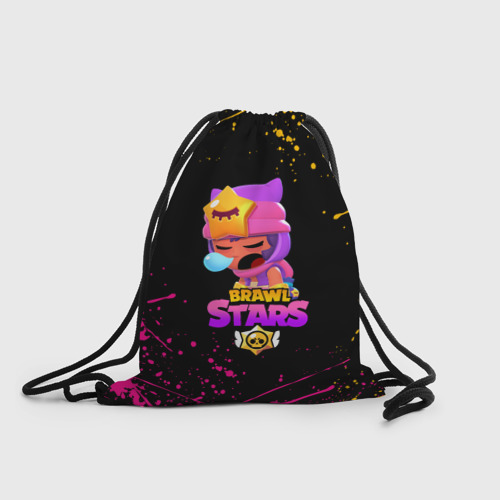 Рюкзак-мешок 3D BRAWL STARS SANDY One фото
