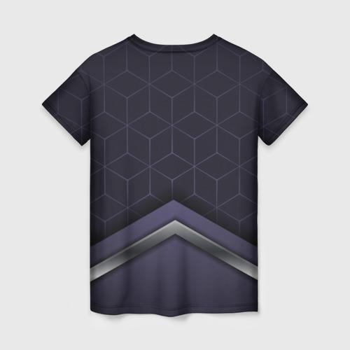 Женская футболка 3D TOYOTA Фото 01