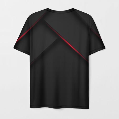 Мужская футболка 3D TOYOTA | ТОЁТА Фото 01