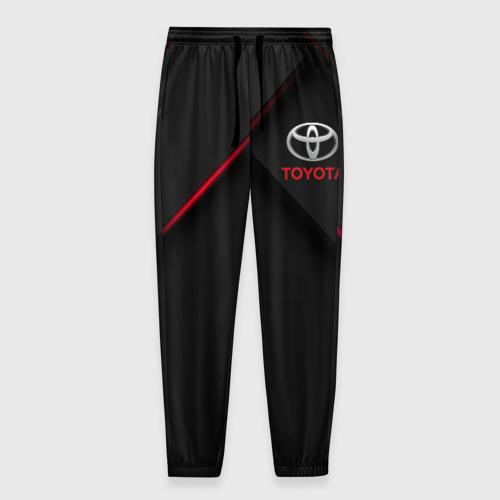 Мужские брюки 3D TOYOTA | ТОЁТА Фото 01