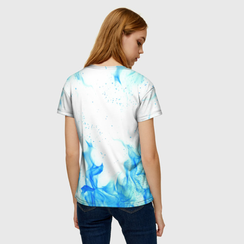 Женская футболка 3D MORGENSHTERN Фото 01