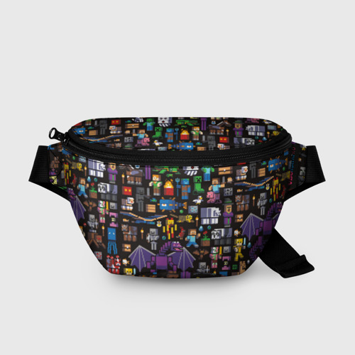 Поясная сумка 3D MINECRAFT Фото 01
