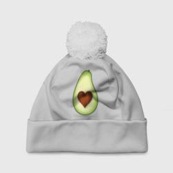 Авокадо сердечко