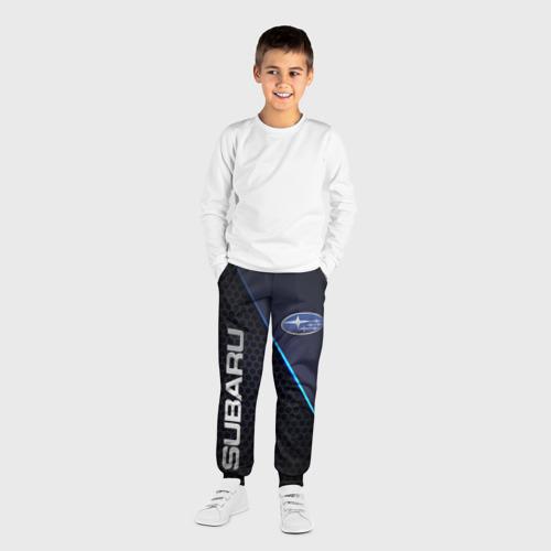 Детские брюки 3D  SUBARU   СУБАРУ (Z) Фото 01