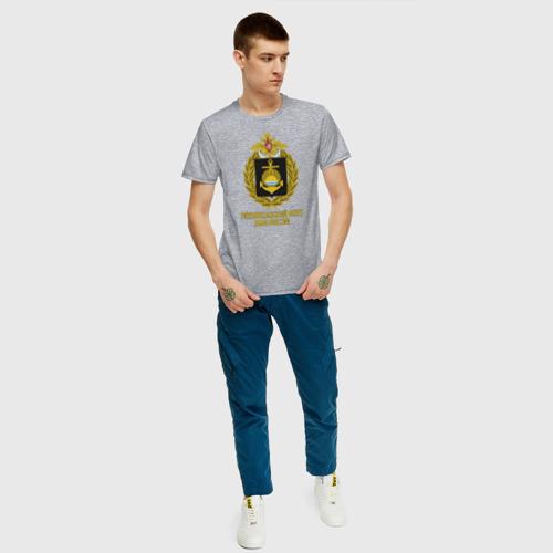 Мужская футболка хлопок Тихоокеанский флот ВМФ России Фото 01