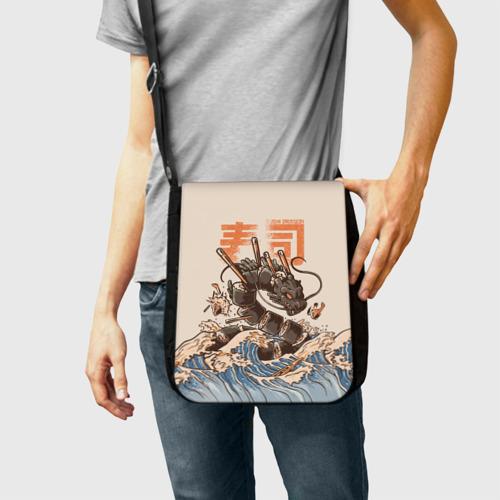 Сумка через плечо Sushi dragon Фото 01