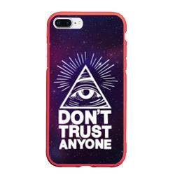 Don`t trust  anyone