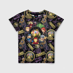 Мстители / Танос