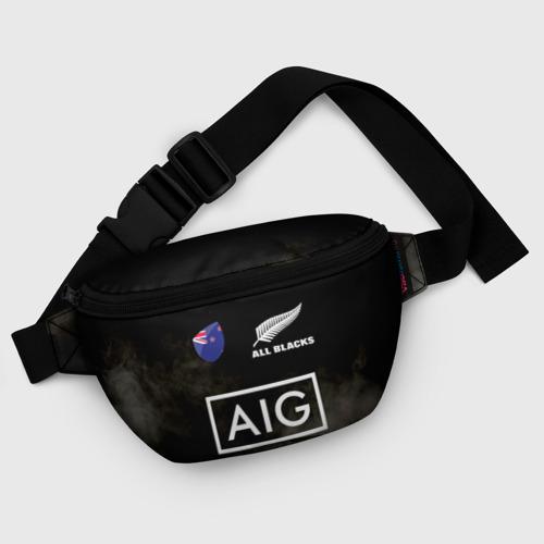 Поясная сумка 3D ALL BLACKS Фото 01