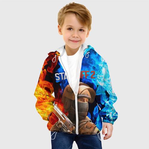 Детская куртка 3D STANDOFF 2 / ПРОТИВОСТОЯНИЕ 2 Фото 01