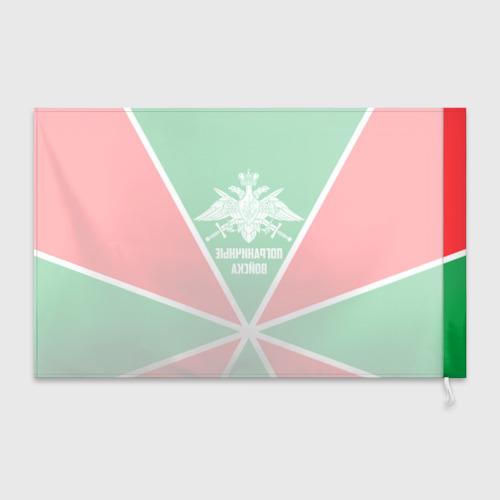 Флаг 3D Пограничные Войска Фото 01