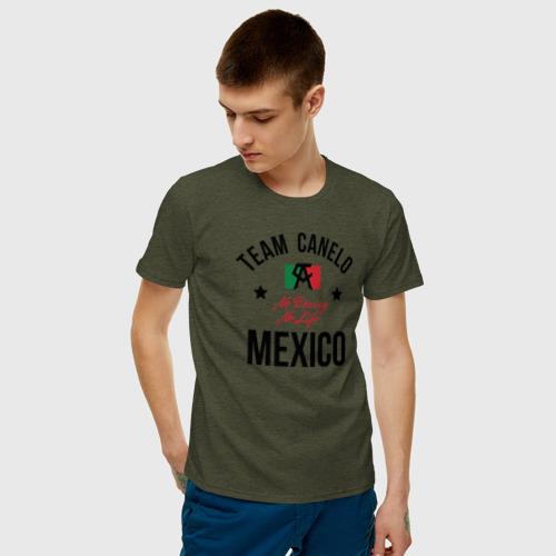Мужская футболка хлопок Team Canelo Фото 01