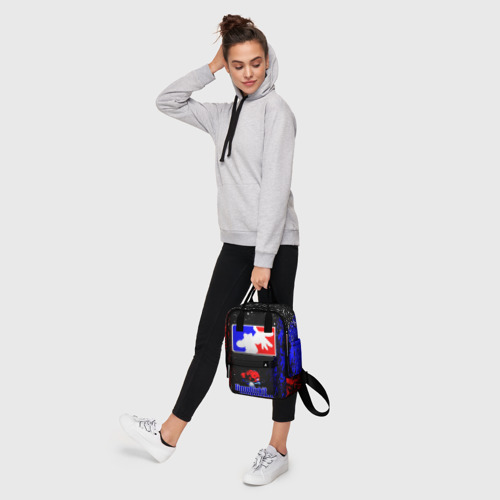Женский рюкзак 3D LIMP BIZKIT Фото 01